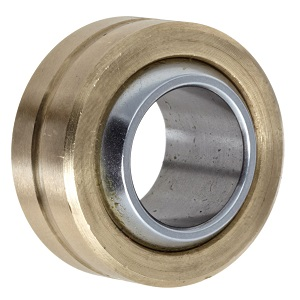 G...PB,pressed bronze outer ring, bore 3-50mm